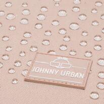 """""""ALLEN"""" újrahasznosított nagyméretű rolltop hátizsák, rózsaszín, Johnny Urban"""