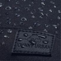 """""""MIA"""" újrahasznosított hátizsák, fekete/fekete, Johnny Urban"""