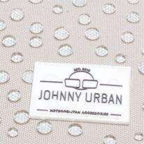 """""""ROMY"""" újrahasznosított hátizsák, bézs-szürke, Johnny Urban"""