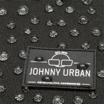 """""""ROMY"""" újrahasznosított hátizsák, fekete, Johnny Urban"""