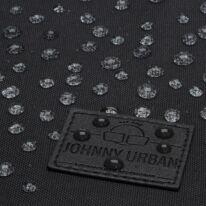 """""""LUCA""""  újrahasznosított hátizsák, fekete, Johnny Urban"""