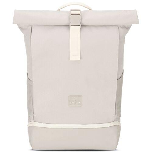 """""""ALLEN"""" újrahasznosított nagyméretű rolltop hátizsák, homok színű, Johnny Urban"""