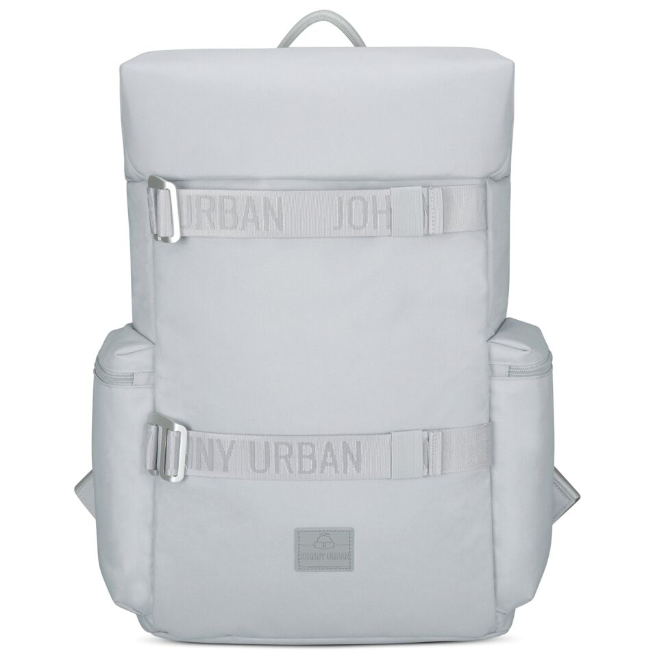 """""""STAN""""  újrahasznosított hátizsák, szürke, Johnny Urban ÉRTÉKCSÖKKENTETT"""